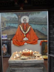 Swamy Maharaj's Samadhi