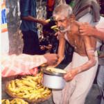 Bhiksha at Ganugapur