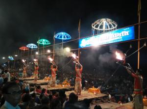 Ganga Harathi