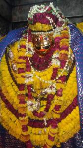 kala bhairava alankara