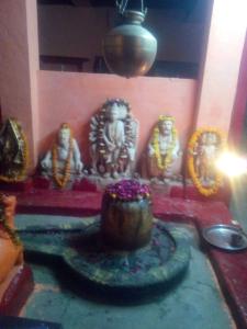 Datta Mandir near Sindhia Ghat