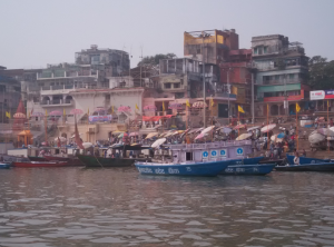 Ghat Sandarshan by Boats