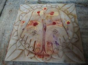Datta paduka,  Naradha Ghat, Varanasi-Ph:0542 2455558