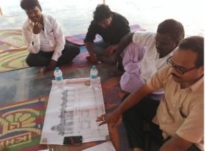 Discussions by Sthapathi Shri Satish & Shilpi Shri Prakash