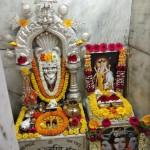 Narayanpur Datta Mandir Padukas